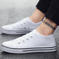 Fashionable and Simple Canvas Shoes
