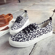 Leopard Casual Shoes