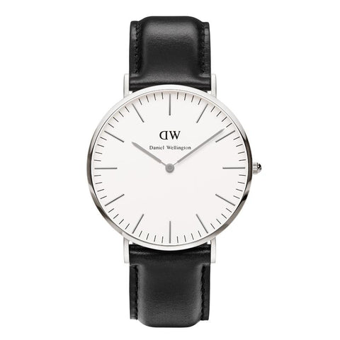 Daniel Wellington Men's 0107DW Classic Sheffield Analog Display Quartz Brown Watch