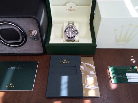 Rolex Submariner 116610LN - Mint Condition