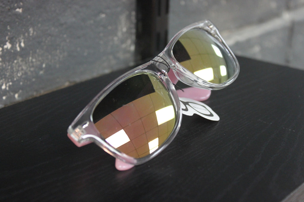 Revo Style Sunglasses - Pink - Watch Aficionado 24 - 1