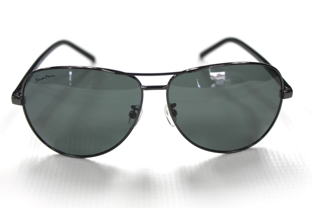 SupTar Sunglasses - Model 6568 Black Frame - Watch Aficionado 24 - 1