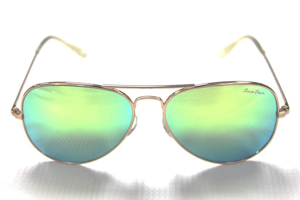 SupTar Sunglasses - Model 8029 Mirror Finish - Watch Aficionado 24 - 1