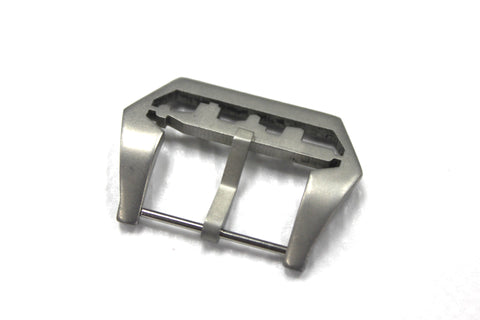 26mm Screw-in Submarine Buckle - Sand Blast Matt Finish