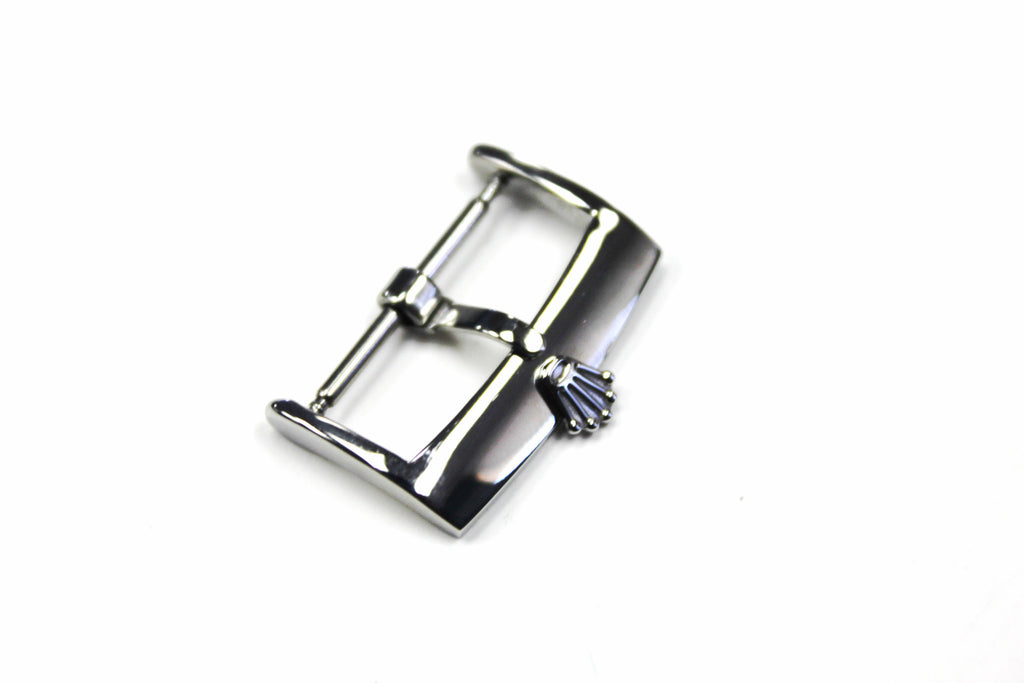 16mm Rolex Logo Polish Spring-Bar Buckle - Watch Aficionado 24 - 1