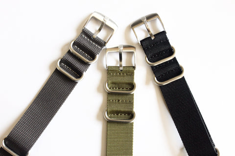 Luminox Straps Combo Deal - 22mm Luminox NATO Straps