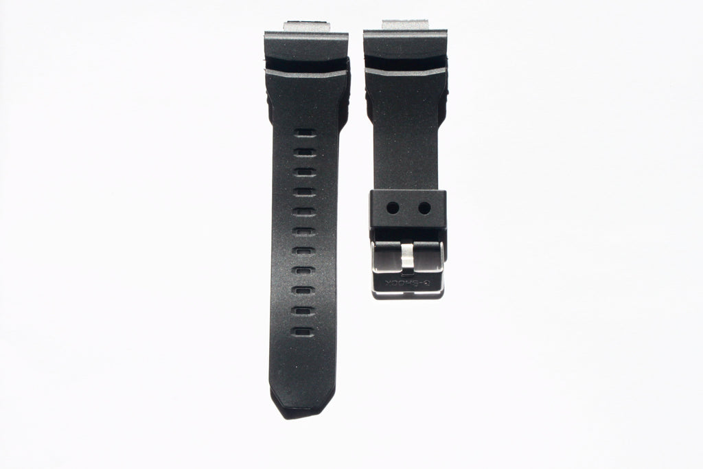 16/29mm Black Replacement Watch strap for Casio G-Shock - Watch Aficionado 24 - 1
