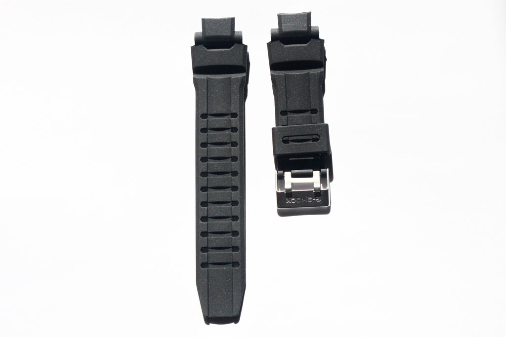 16/22mm Black Replacement Watch strap for Casio G-Shock - Watch Aficionado 24