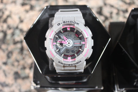 Casio G-Shock GA110 - Pink