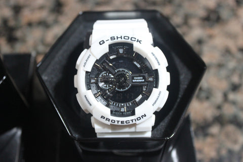 Casio G-Shock GA110 - White