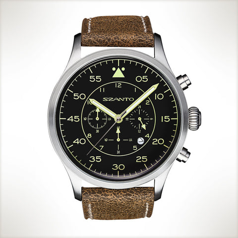 Szanto Watch Model # 2602
