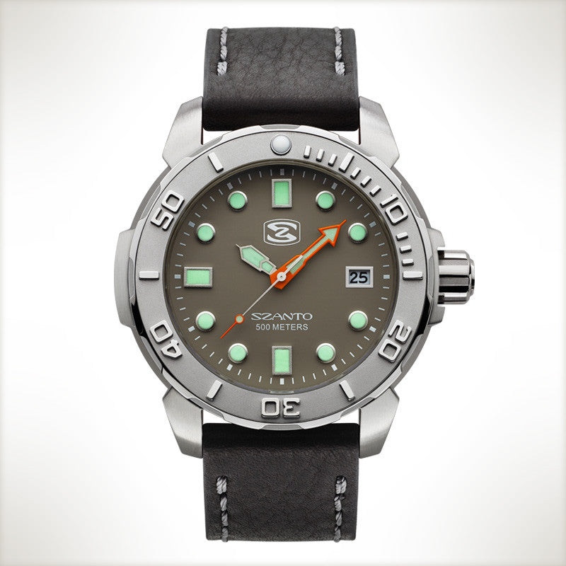 Szanto Watch Model # 5104 - Watch Aficionado 24 - 1