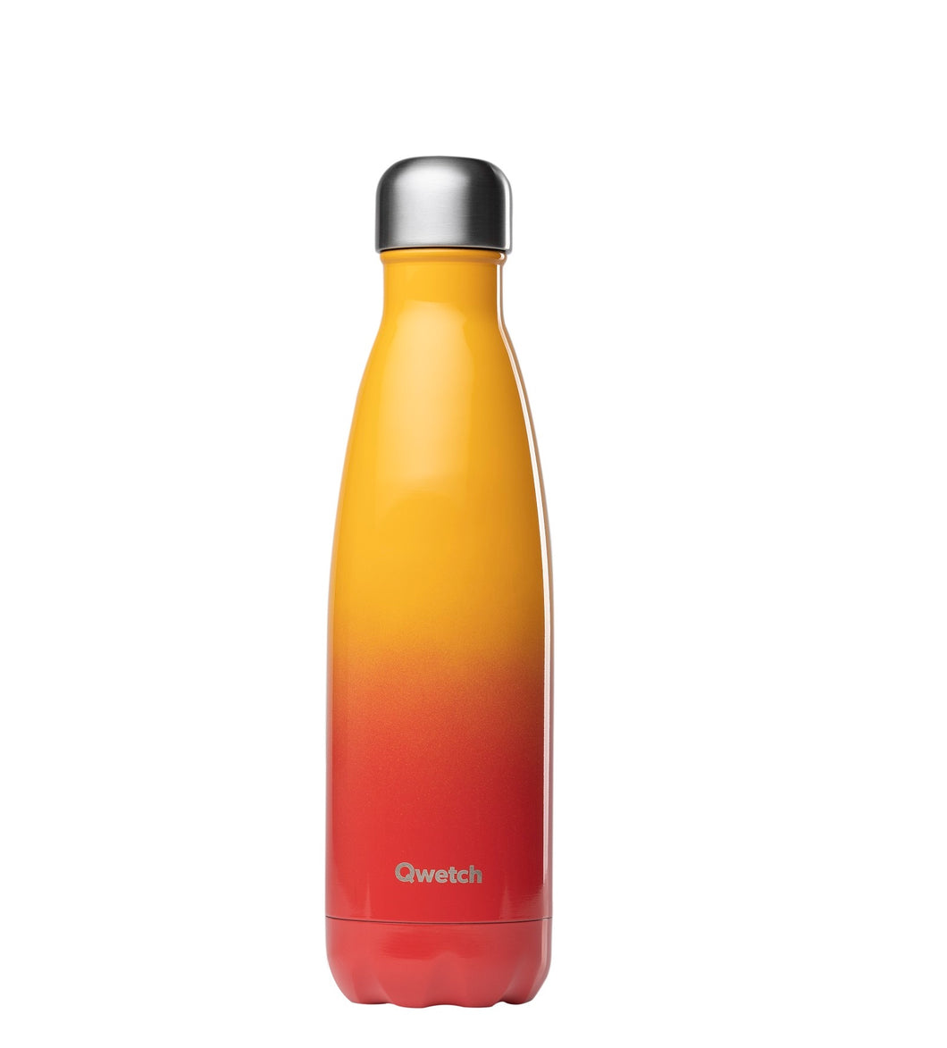 Qwetch Thermosflasche 500 ml Sunset