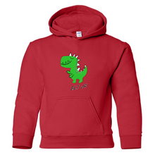 Load image into Gallery viewer, BLT JR - Pullover Hoodie, Red