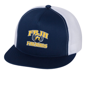 FBJH - Embroidered Fitted Flatbill