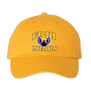FBJH - Embroidered Adjustable Cap