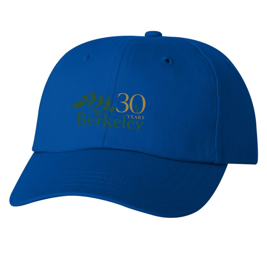 The Berkeley -  Adjustable Cap, Royal
