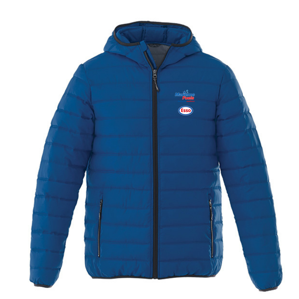 Maritime Fuels - Insulated Jackey, Royal