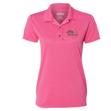 Load image into Gallery viewer, The Berkeley- Dri-Wicking Polo, pink