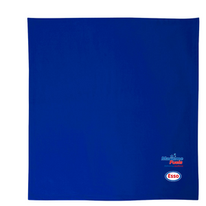Maritime Fuels - Fleece Blanket, Royal
