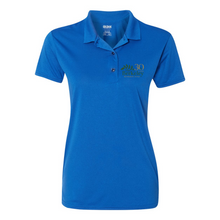 Load image into Gallery viewer, The Berkeley- Dri-Wicking Polo, blue