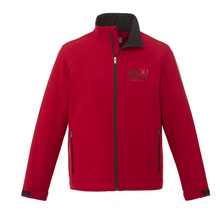 Load image into Gallery viewer, The Berkeley - Softshell Jacket, Red