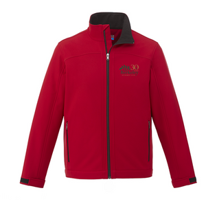 The Berkeley - Softshell Jacket, Red