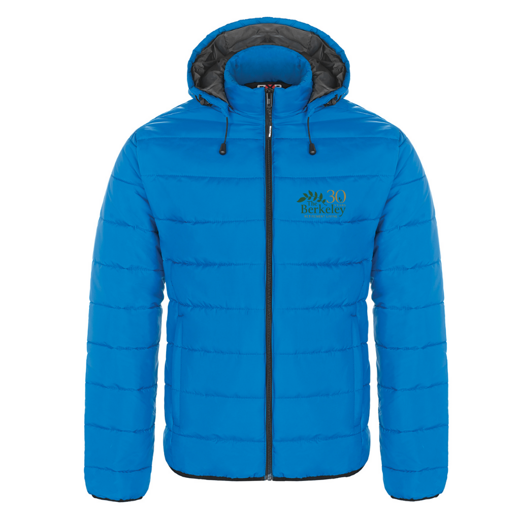 The Berkeley - Winter Jacket, blue