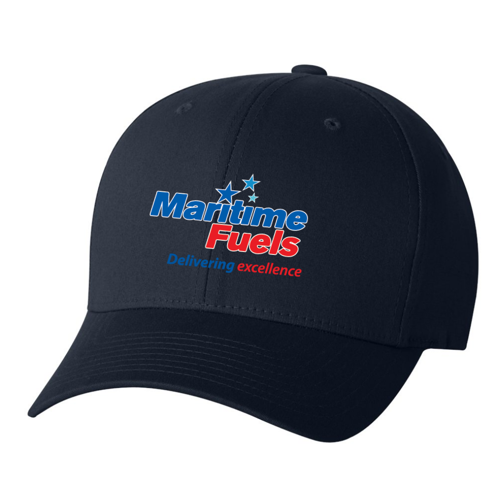 Maritime Fuels - Flexfit Fitted Cap, Navy