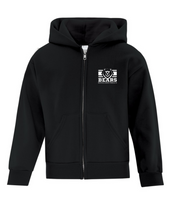 Load image into Gallery viewer, BLT SR - Zipper Hoodie, Black