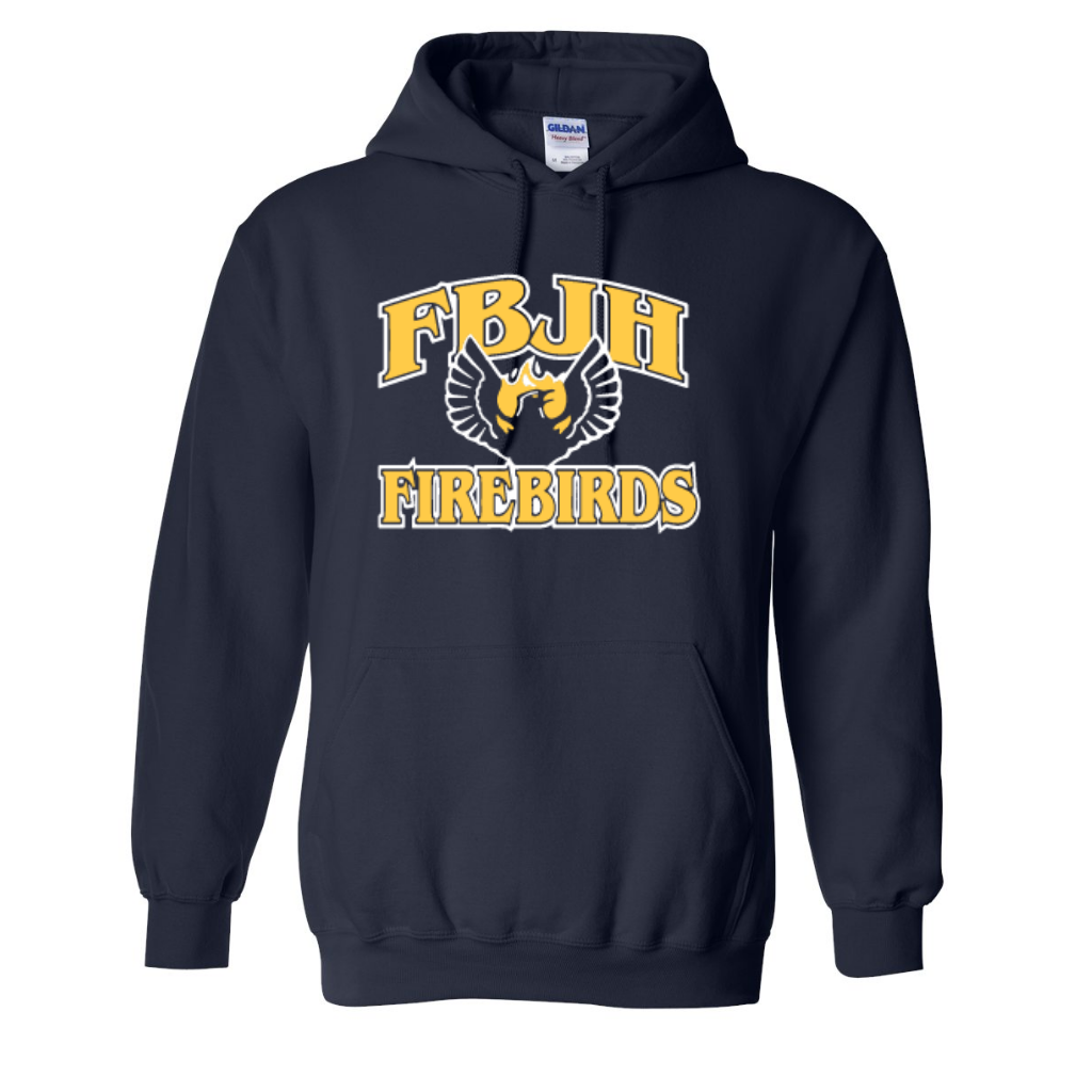 FBJH - Pullover Hoodie (Various colors available)