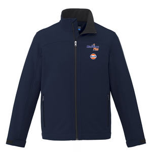 Maritime Plus-  Softshell Jacket, Navy