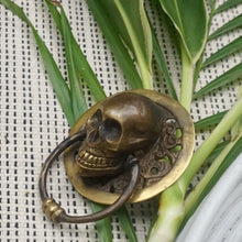Load image into Gallery viewer, SKULL CABINET HANDLE - IrregularLines