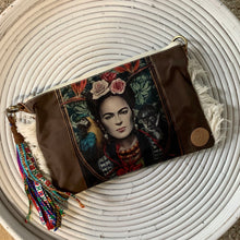 Load image into Gallery viewer, Frida Kahlo Crossing Purse FK30 - IrregularLines