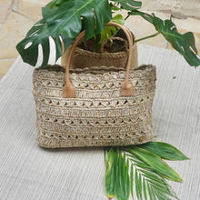Load image into Gallery viewer, Rope Beach / Resort Bag - IrregularLines
