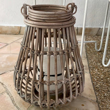 Load image into Gallery viewer, Antique Vietnam Lantern - IrregularLines