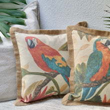 Load image into Gallery viewer, Parrot Cushion Cover - IrregularLines