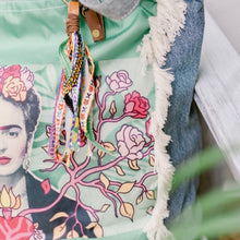 Load image into Gallery viewer, Frida Kahlo Tote Bag FK21 - IrregularLines
