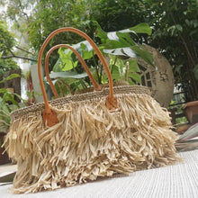 Load image into Gallery viewer, ALANG-ALANG  RESORT BAG - IrregularLines