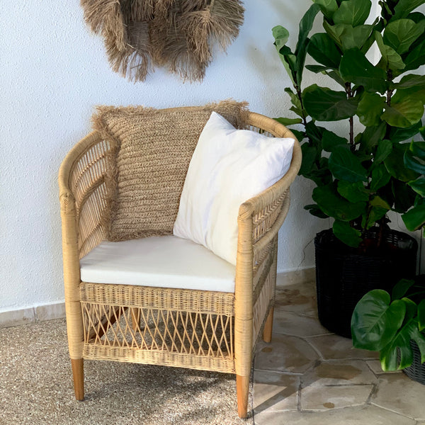 Malawi Chair Natural - IrregularLines