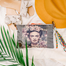 Load image into Gallery viewer, Frida Kahlo Crossing Purse FK15 - IrregularLines