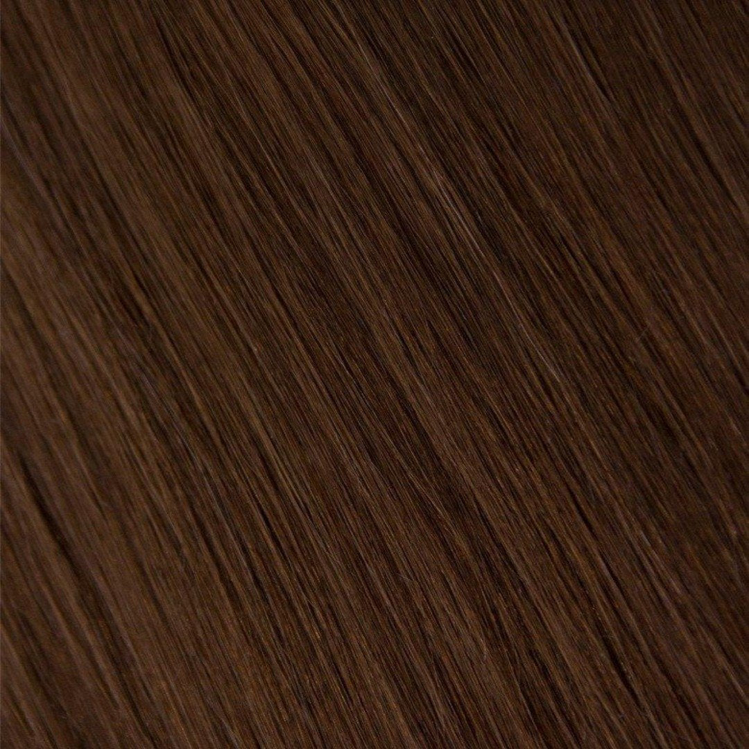 Clip-In Chocolate Brown #5