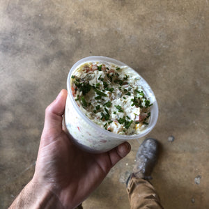 Veggie Cream Cheese - 0.5 Lb.