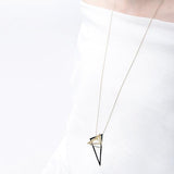 Junction Tri Necklace