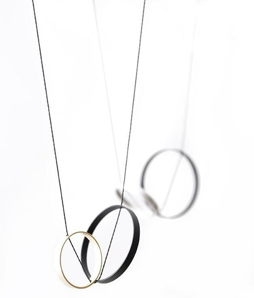 Duet Necklace