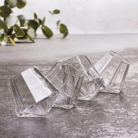 Diamond Shot Glasses Set of 4