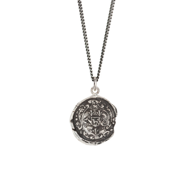 Justice Talisman Necklace