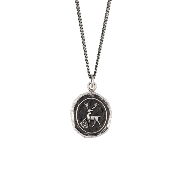 The Stag Talisman Necklace