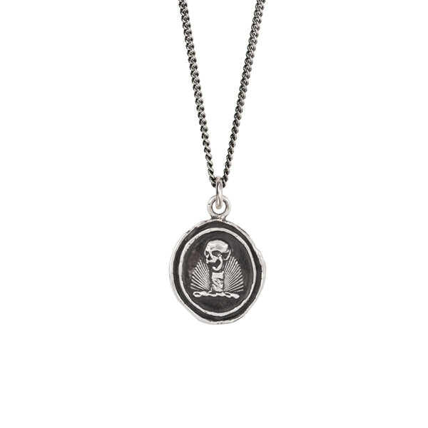 Live Fully Talisman Necklace