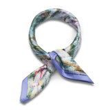 Monet Bridge and Water Lilies Neckerchief